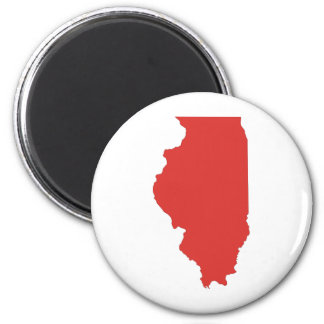 ILLINOIS - a RED State Magnet