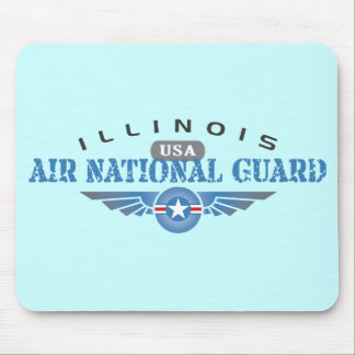 Illinois Air National Guard - USA Mouse Pad