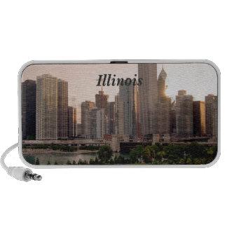 Illinois Laptop Altavoces