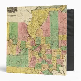 Illinois and Missouri Binder