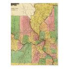 Illinois and Missouri Postcard