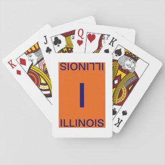 Illinois Cards Card Deck