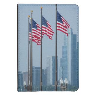 Illinois, Chicago. El embarcadero de la marina de Funda De Kindle Touch