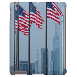 Illinois, Chicago. El embarcadero de la marina de Funda Para iPad