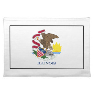 Illinois Cloth Placemat