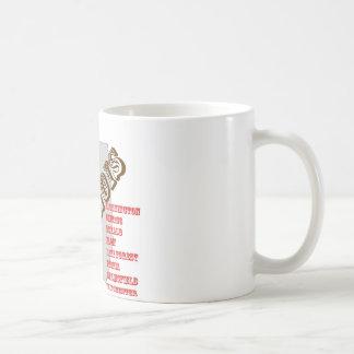 ILLINOIS COFFEE MUG