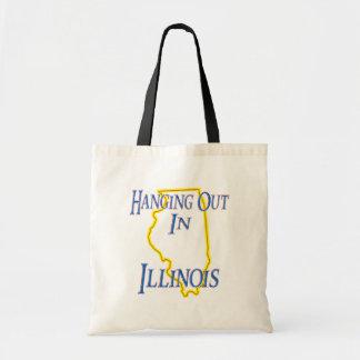 Illinois - colgando hacia fuera bolsa