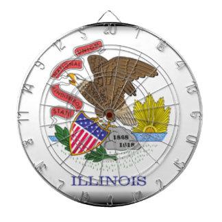Illinois Dartboard