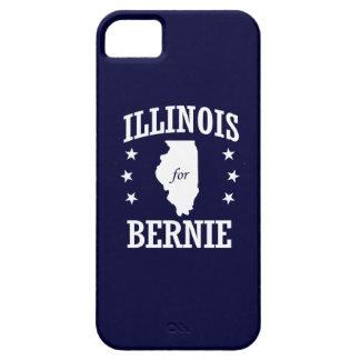 ILLINOIS FOR BERNIE SANDERS iPhone 5 CASES