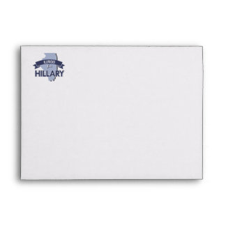 ILLINOIS FOR HILLARY -.png Envelopes