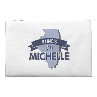 ILLINOIS FOR MICHELLE - png Travel Accessory Bags