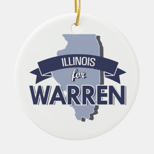 ILLINOIS FOR WARREN - 2016.png Ornaments