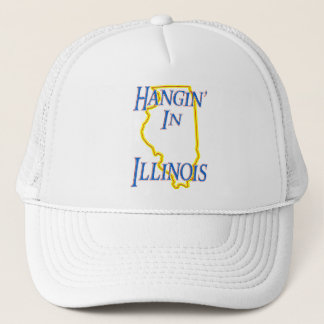 Illinois - Hangin' Trucker Hat
