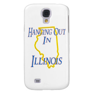 Illinois - Hanging Out Samsung S4 Case