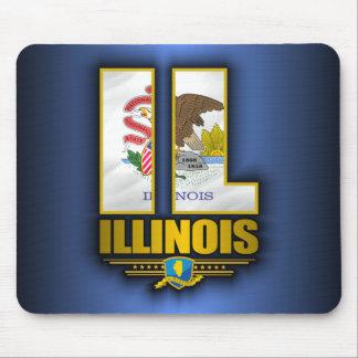 Illinois (IL) Mouse Pad