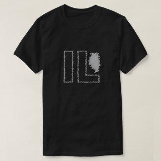 Illinois IL state t-shirt
