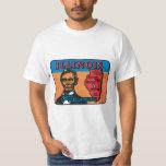 Illinois IL Vintage State Label T-Shirt