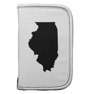 Illinois in Black and White Planners
