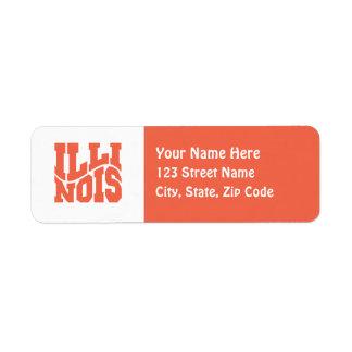 Illinois Label
