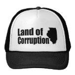 Illinois: Land of Corruption Hat