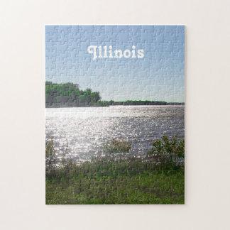 Illinois Landscape Jigsaw Puzzles