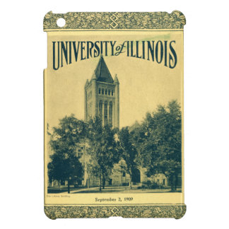 Illinois Library Buidling Vintage Grad Case For The iPad Mini