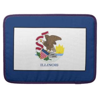Illinois MacBook Pro Sleeve