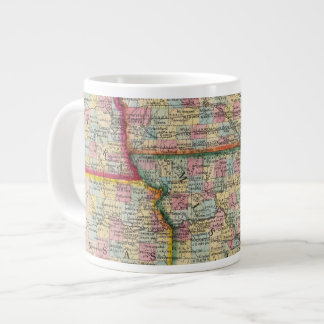 Illinois, Missouri, Iowa, Nebraska y Kansas Taza Grande