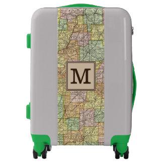 Illinois | Monogram Luggage