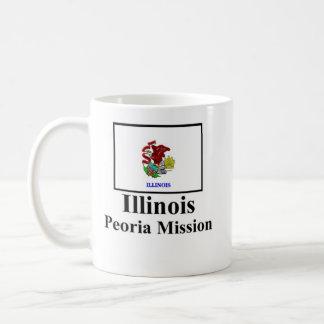 Illinois Peoria Mission Drinkware Coffee Mug