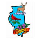 Illinois Post Card
