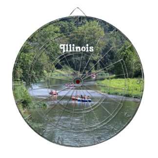 Illinois Rafting Dartboards