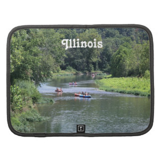 Illinois Rafting Folio Planner