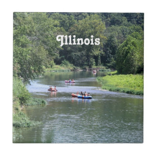 Illinois Rafting Tile