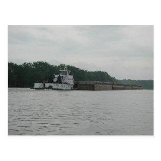 Illinois River Postcard