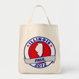 Illinois Ron Paul Bags