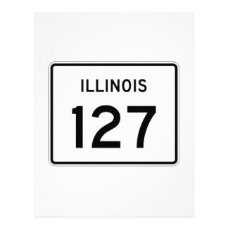 Illinois Route 127 Letterhead