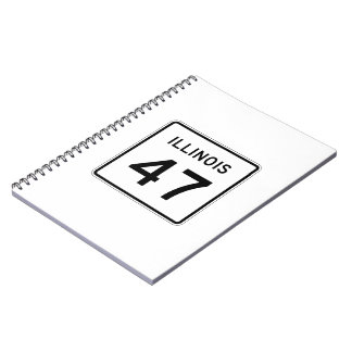 Illinois Route 47 Notebook