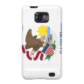 Illinois Samsung Galaxy S2 Cover
