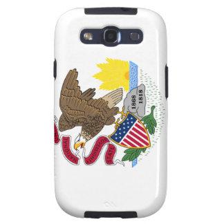 Illinois Samsung Galaxy SIII Case