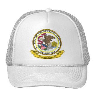 Illinois Seal Trucker Hat