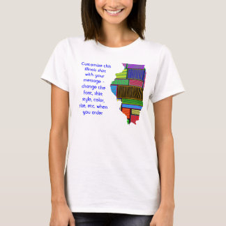 Illinois Shirt - Custom with Election or other