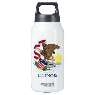 Illinois SIGG Thermo 0.3L Insulated Bottle