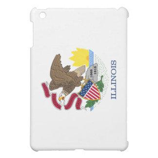 Illinois State Flag iPad Mini Covers