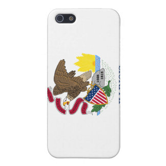 Illinois State Flag iPhone 5 Covers