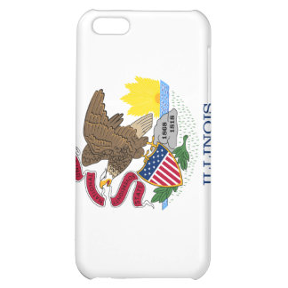 Illinois State Flag iPhone 5C Cover