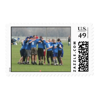 Illinois State Men's Ultimate Gnomes Stamp