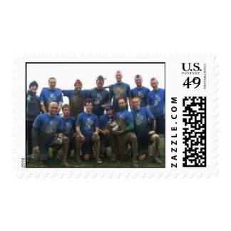 Illinois State Men's Ultimate Postage Stamps