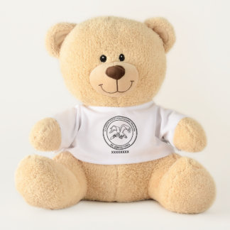 Illinois State Politicians Prison Teddy Bear