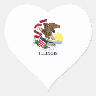 Illinois Stickers